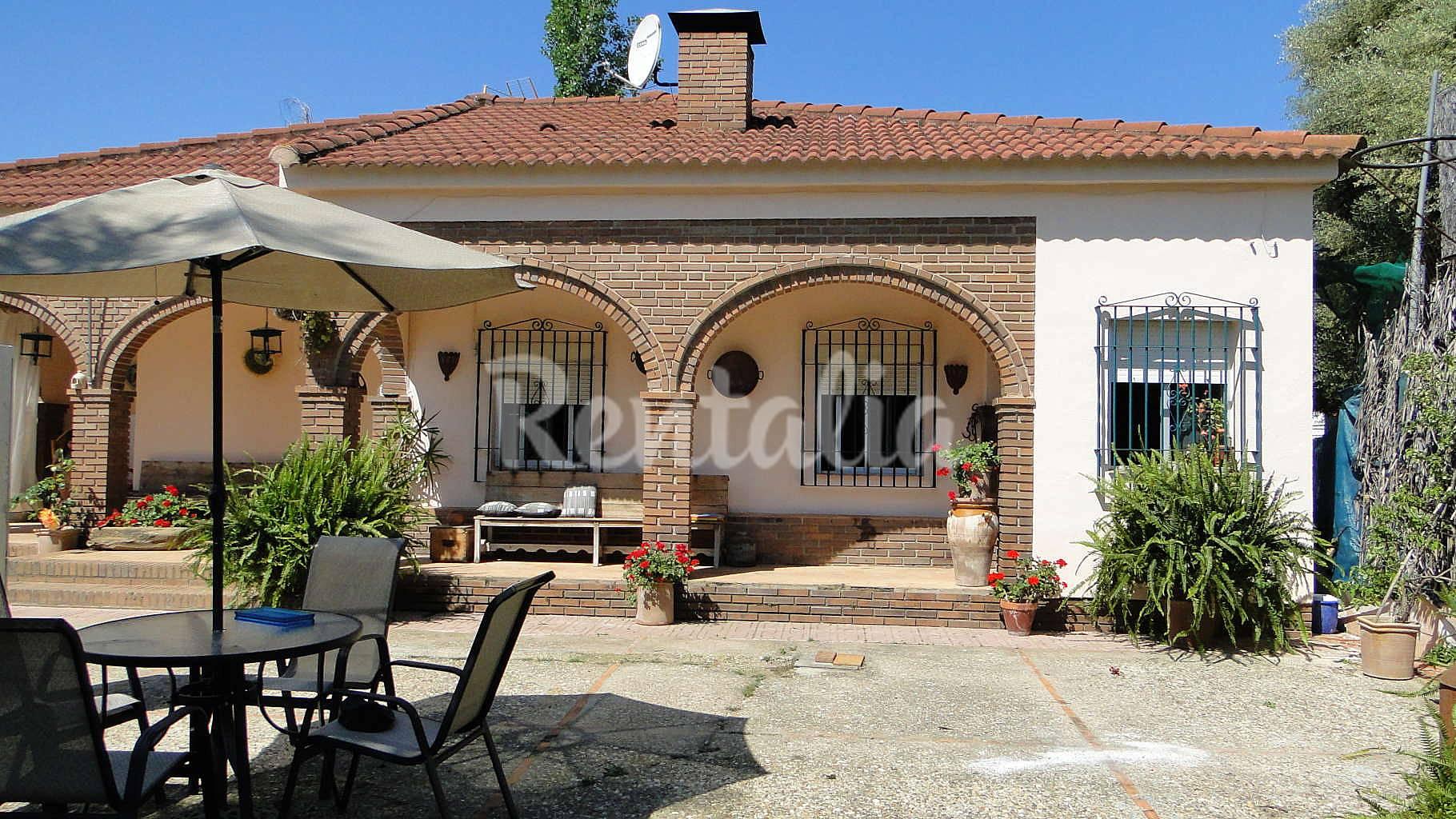 Alquiler vacaciones apartamentos y casas rurales en c rdoba andaluc a - Casas alquiler cordoba ...