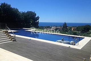 Fabulous New Townhouse Panoramic Sea Views In Sierra Blanca, Marbella Málaga
