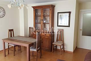 Apartamento para 2-4 personas en 1a línea de playa Pontevedra