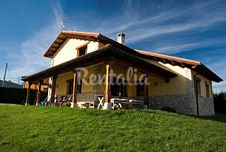 Peruyes Villa 4 rooms 8 km of the beach Asturias