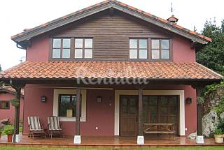 Villa en location à 500 m de la plage Asturies