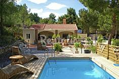 Apartment for 5 people in Tibi Alicante