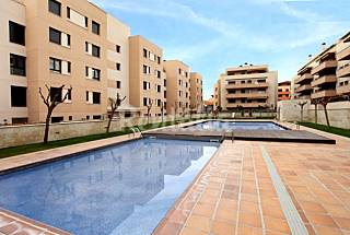 Apartment with 2 bedrooms only 500 meters from the beach Girona