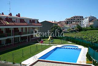Apartment for 4 people only 200 meters from the beach Pontevedra