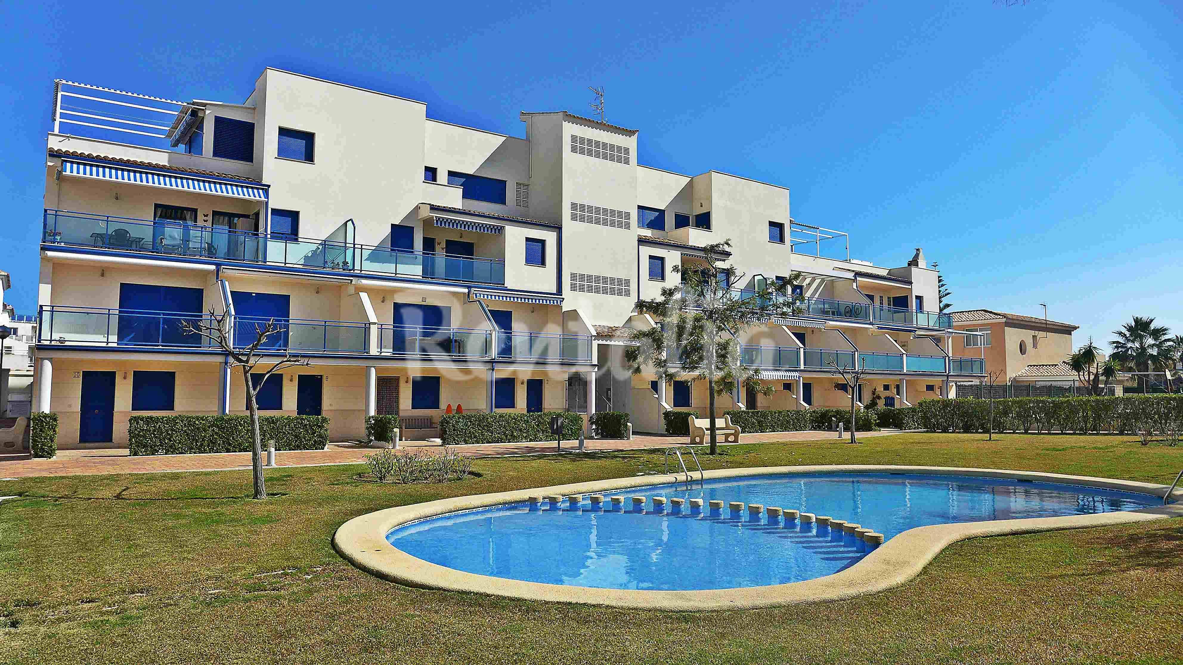 Apartamento en alquiler a 150 m de la playa oliva playa oliva valencia - Alquiler de apartamentos en oliva playa ...