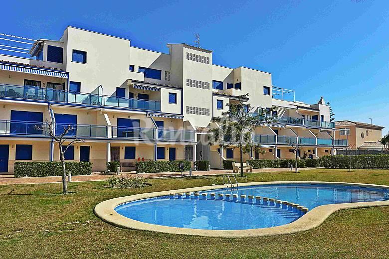 Apartamento en alquiler a 150 m de la playa oliva playa oliva valencia - Apartamentos en benasque alquiler ...