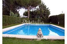 Casa rural con piscina cerca de Avila Ávila