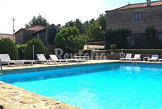 House for 2-3 people with swimming pool Viana do Castelo