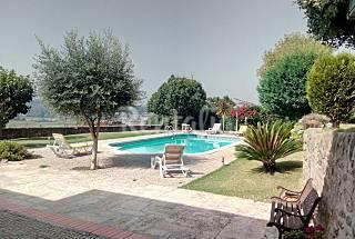 Casa para 4-5 pessoas com piscina Porto