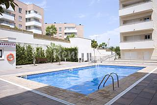 Apartment with 4 bedrooms only 100 meters from the beach Girona