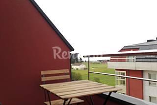 Apartamento para 4-5 personas a 2 km de la playa Lugo