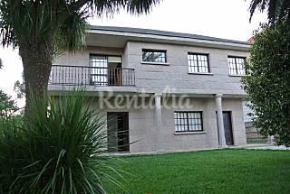 Casa para 8 pessoas a 2 km da praia Pontevedra