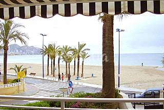 Apartamento para 6 personas a 30 m de la playa Alicante