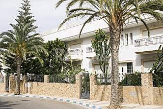 Apartamento para 4-5 personas a 200 m de la playa Almería