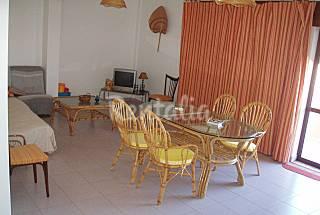 Apartamento para 5-7 pessoas a 50 m da praia Leiria