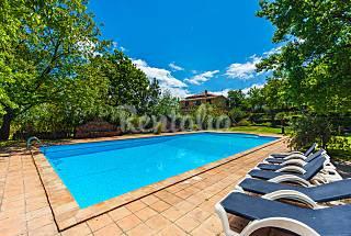 Pool, park, spacious bedrooms Catania