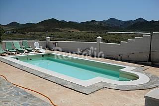 Villa rural en parque natural Cabo de Gata-Níjar Almería
