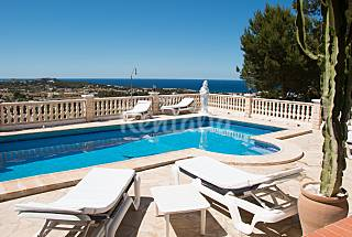 Villa for 6 people 4 km from the beach Ibiza