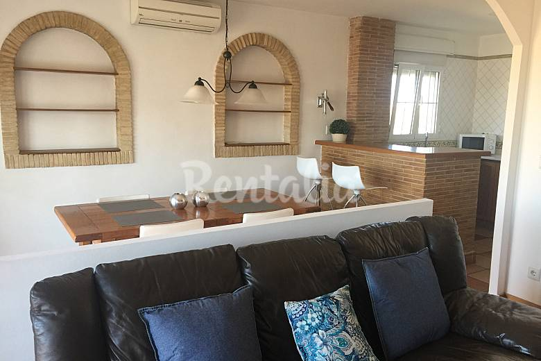 appartement en location 5 km de la plage horno de alcedo valence valence chemin du cid. Black Bedroom Furniture Sets. Home Design Ideas