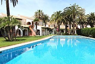 Apartamento para 4 personas a 25 m de la playa Alicante