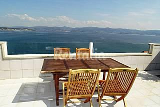 Apartamento para 6 pessoas a 100 m da praia Pontevedra