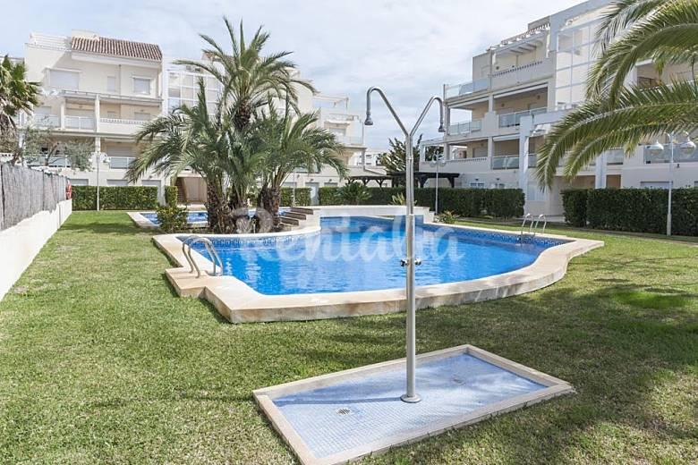Apartamento en alquiler en oliva oliva playa oliva valencia - Alquiler de apartamentos en oliva playa ...