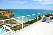 BenagiVilla for 6-8 people on the beach front line Algarve-Faro