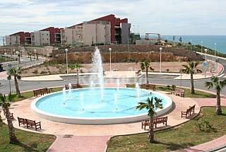 Apartamento para alugar a 2 km da praia
