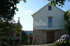 Maison en location à 1500 m de la plage Pontevedra
