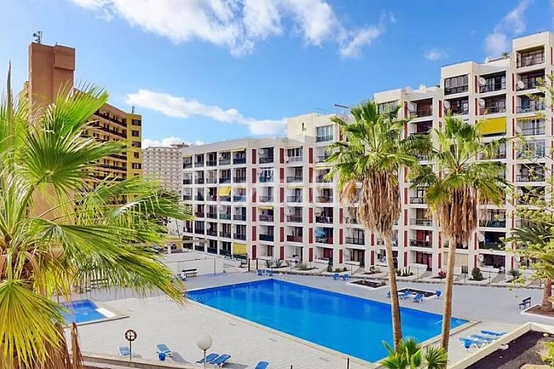 Apartamento para 4 personas en tenerife playa de las americas adeje tenerife - Apartamentos baratos playa de las americas ...