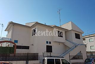 Villa with 4 bedrooms only 150 meters from the beach Murcia