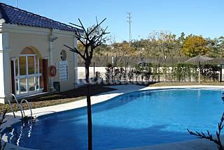 Casa para 4-6 personas a 500 m de la playa Huelva