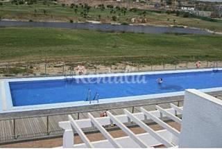 Huis triplex. Aan golf en strand Almería
