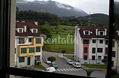 Dúplex de 3 habitaciones a 1000 m de la playa Asturias
