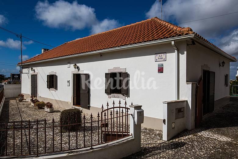 Casa en alquiler a 5 km de la playa mafra lisboa costa de lisboa - Alquiler de casas en portugal ...