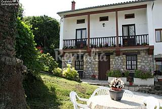 House for rent 5 km from the beach Cantabria