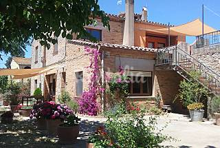 House for rent 7.5 km from the beach Girona