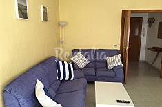 Apartment with 3 bedrooms on the beach front line Murcia