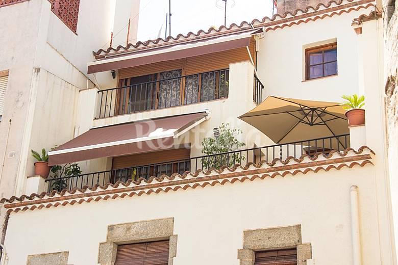Casa de pueblo reformada con encanto 50 arenys - Casas con encanto barcelona ...