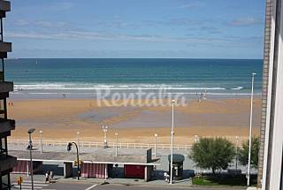 Appartement pour 2-4 personnes à Gijon centre Asturies