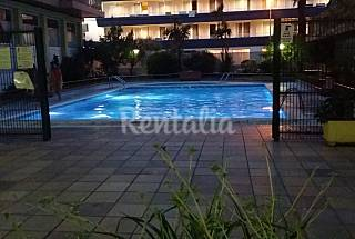 Apartment with pool at 250 meters from the beach Girona