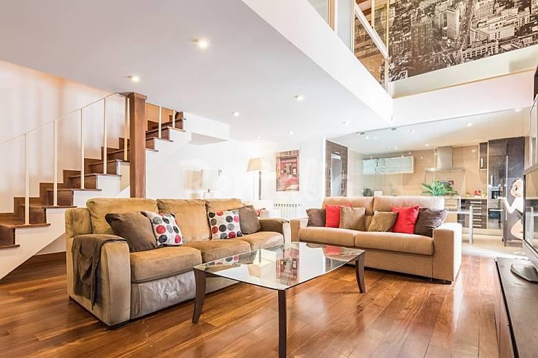 Apartamento en alquiler en madrid centro madrid madrid - Apartamentos de alquiler en madrid ...