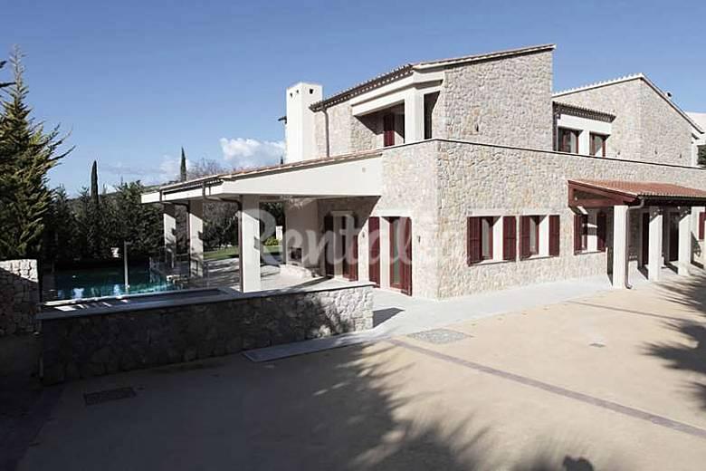 Villa en canyamel para 8 personas con piscina privada a 2 - Casas rurales para dos personas con piscina privada ...