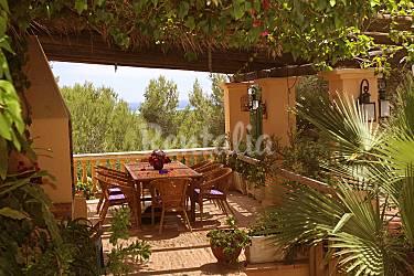 Can Terraza Ibiza/Eivissa San José Villa en entorno rural
