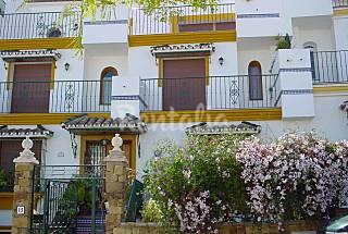 Preciosa casa 7-15 pax 700m playa 7 dorm 4 baños  Málaga