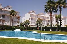 Apartamento de 3 habitaciones a 350 m de la playa Huelva