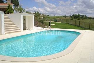 Villa en alquiler con piscina Santarém