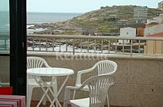 Apartamento de 2 habitaciones a 50m de la playa A Coruña/La Coruña