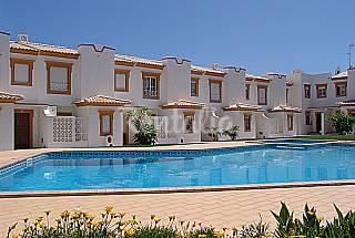 Vivenda para 6-7 pessoas a 350 m da praia Algarve-Faro