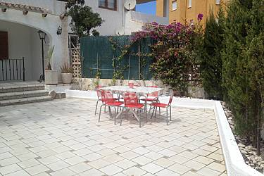 House with 3 bedrooms only 25 meters from the beach for Outdoor furniture javea